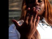 Hood MILF Pink & White Toes