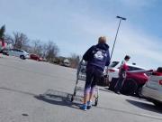 MILF Yoga Pants Granny
