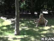 Krakenhot Public nudity. Voyeur video of a hot teen outdoor
