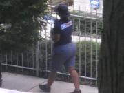 Phat Ass Mail Lady Part 1