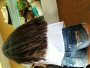 Teen cheeks