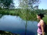 Sosnowiec lake Borki