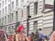 Sex in the public road