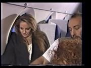 Vida Garman Airplane Scene