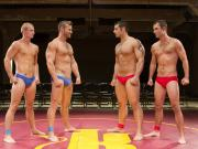 Speedo Wrestling
