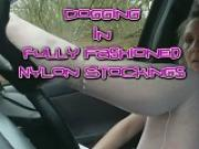 Dogging in FFN Stockings Compilation
