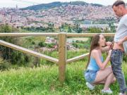 LETSDOEIT - Risky Public Sex with Hot Russian Moray Moore