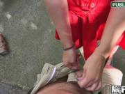 Freckled Village Babe Gets Banged Bunny Baby - Public Pick U