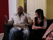 Tattooed punk gets banged by bbc
