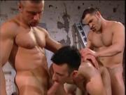Hunky Threesome