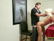 Ms Paris and Her Amateur Theater-The Boss's Wife