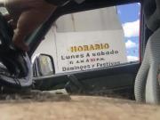 Flashing Car Bogota La Asustada