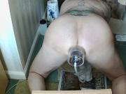 Thickwall rosebud cylinder MMMMMMM