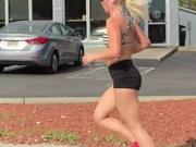 Beautiful PAWG Jogger Pics and Video