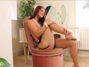Melisa Mendini Tan Stockings 1
