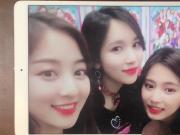 190314 Twice Jihyo, Mina & Tzuyu Cum Tribute