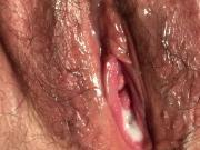 Ooozing Cum Inside My 45 yo Wife, Mother Of 3