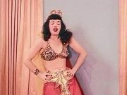 LITTLE EGYPT - vintage 50's burlesque
