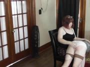 Miss Lydia- Teacher Spanks the Sissy