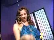 Nadine Jansen lapdance