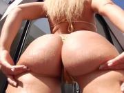 Anikka Albrite Massive Hardcore Anal
