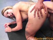 Sexo anal com Elisa Sanches