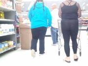 Super thin no panties latina