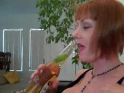 Grandma Sucks A Mean Cock