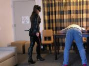 Catwoman & the Sorry Thief, a tale of punishment