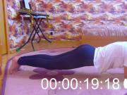yoga challenge HOT 18