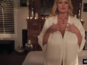 KELLY MADISON Achieves Spa-Gasm