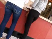 candid teens with great asses