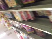 Shopping for a upskirt