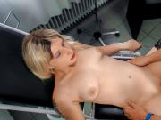 Pick Up And Fuck Porn with German Mature Amateur