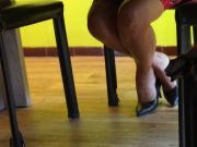 Colleague in high heels pumps3