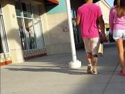 Candid voyeur teen shopping compilation 1