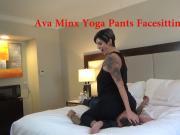 Ava Minx Yoga Pants Facesitting - ChaosClips.com