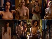 Game of Thrones - nude wenches collage