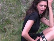 outdoor girl steel electro