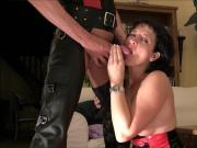 Flute meine Maulfotze mit Sperma - Gabriela-Bitch