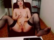 pretty russian cam-slut low quality
