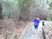 Pantsed - Swimming Trunks Yanked Down - ENM