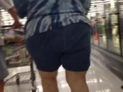 Random granny ass