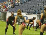 LFL Beauties Warmup for Some Ball