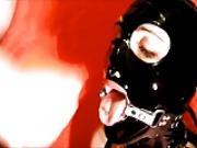 Facial Mask Latex Hot
