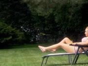 Hayden Panettiere Showing Off Her Body