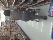 Big Hispanic Walmart booty 2