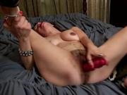 Hairy MILF Babe Sophya Love from AllOver30