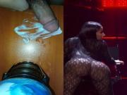 Nicki Minaj vs My fat cock