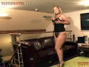Fat amateur girl home porn